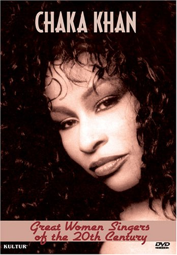 Order Great Women Singers of the 20th Century - Chaka Khan (2005)