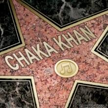 Chaka Will FINALLY Get Her Star!