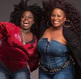 Angie Stone & Chaka Khan March 2003