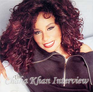 The Chaka Khan Interview CD (1998)