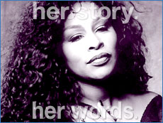 Lifetime Television's 'Intimate Portraits' Featuring Chaka Khan (2003) VHS..Write chakasworld@hotmail.com