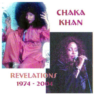 Chaka Revelations CD Cover 2005