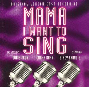 'Mama, I Want To Sing' CD (1995, EMI)
