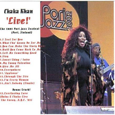 Chaka Khan Live at Pori Festival