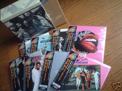 2004 Limited Edition Box Set Of Japanese Reissued Rufus feat.Chaka Khan CDs